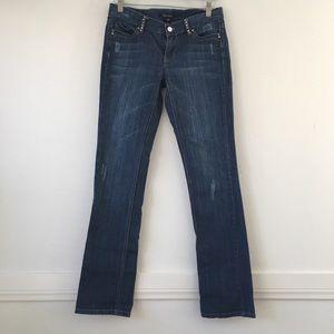 White House Black Market Jeans Sz 2